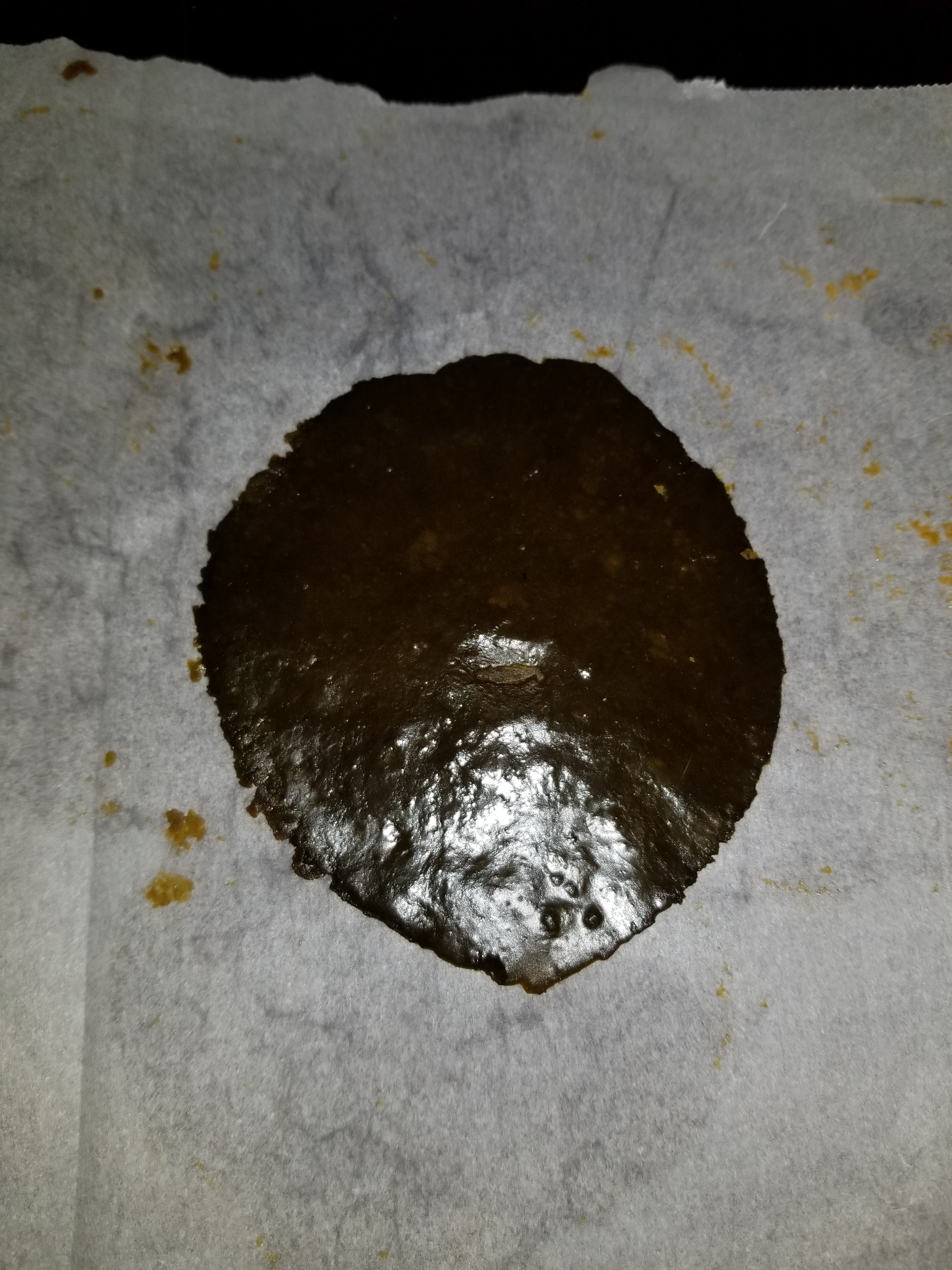 Dry ice hash to concentrate - GrowWeedEasy com Cannabis